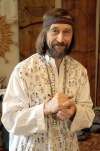 Основатель Музея Солнца Валерий Липенков
