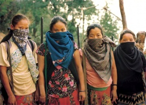Женщины Непала