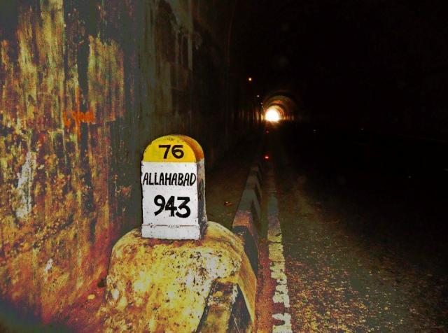Дорога в Аллахабад