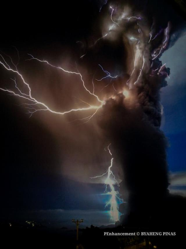 Он ещё и с молниями