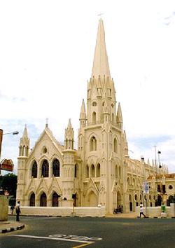 Собор Св. Фомы в Ченнае