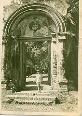 Армянская церковь в Саидабаде (Индия)