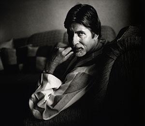 Индийский актер Амитабх Баччан