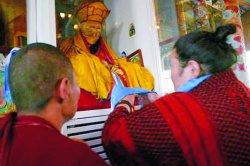 Хамбо-лама Итигэлов сейчас
