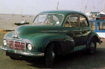Автомобиль Morris Minor