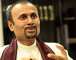 Посол Шри-Ланки в России Удаянгу Виратунгу