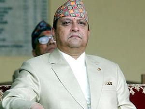 Король Непала Гьянендра