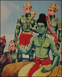 Обоим богам посвящено огромное количество храмов