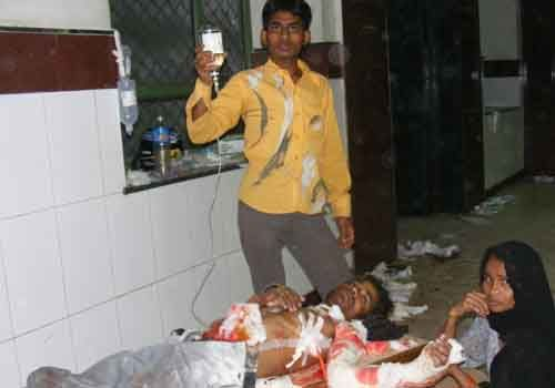 в госпитале Джайпура