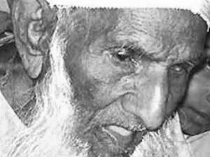 Старейший человек на Земле, индиец Хабиб Мийан