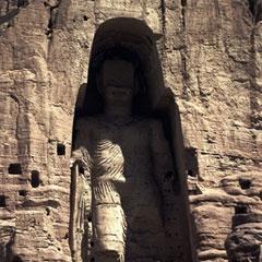 Будда Шакьямуни на снимке 1970-х годов