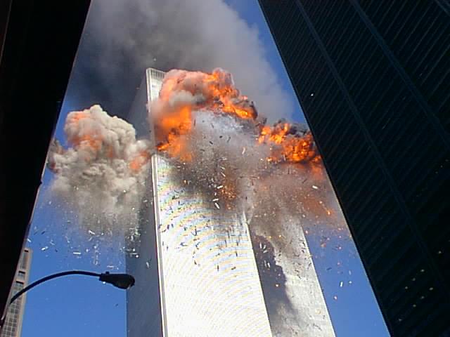 Теракт в Нью-Йорке 11 сентября 2001 г.