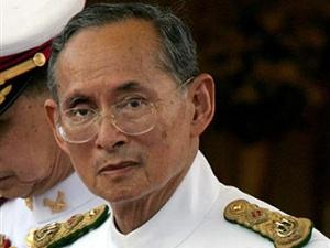 Король Таиланда Пумипон Адульядет.