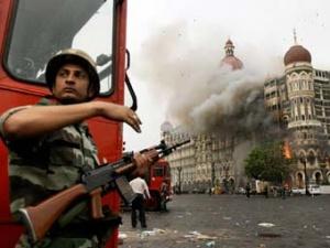 """Штурм гостиницы """"Тадж Махал"""" в Мумбаи"""