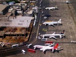 Международный аэропорт Мумбаи