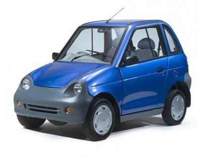 Электромобиль Reva