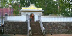 Анурадхапура - древняя столица страны