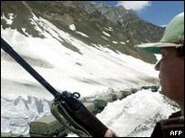 Горы Кашмира известны суровым нравом