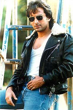 Индийский актер Саиф Али Кхан