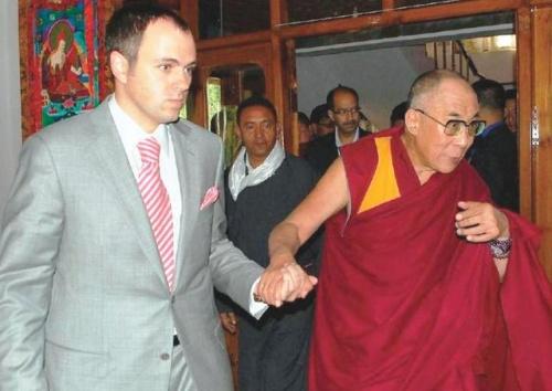 Приезд Далай Ламы в Ладак