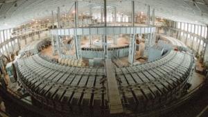 Объединенный институт ядерных исследований (ОИЯИ) в российской Дубне