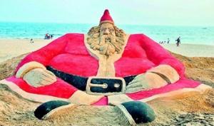 Прошлогодний Санта