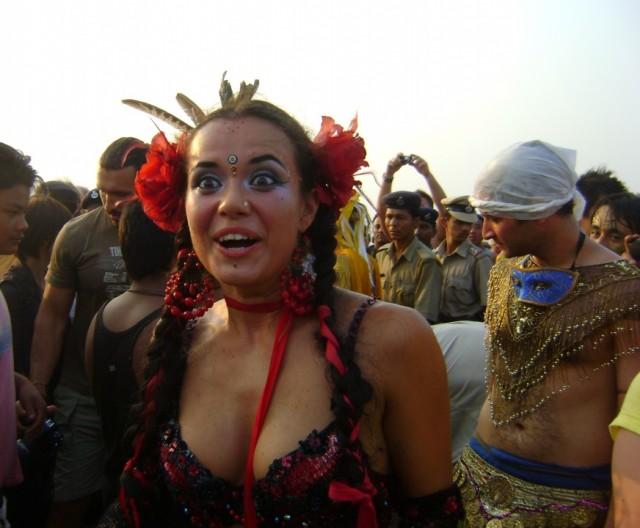 Лицо карнавала 2009