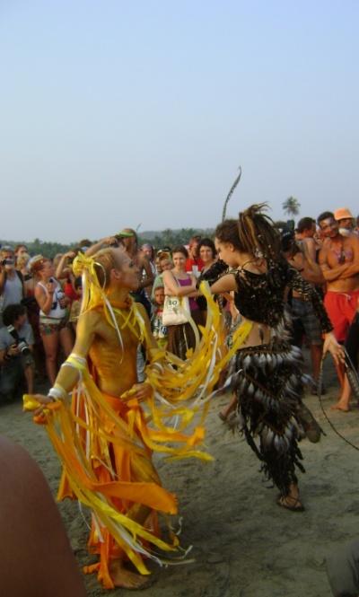 танец карнавала 2009