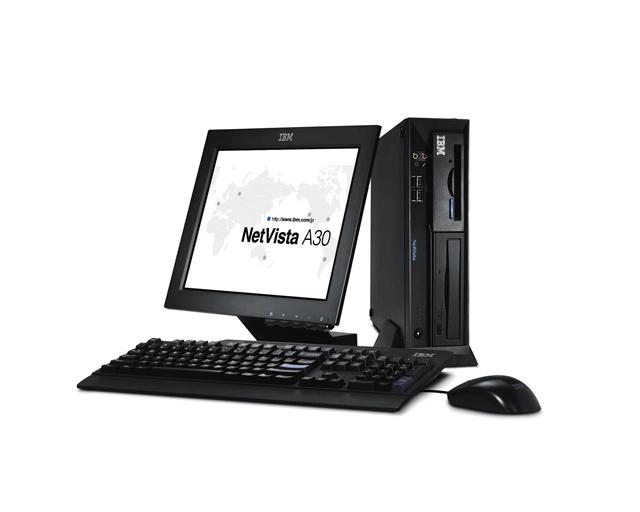 IBM NetVista A30