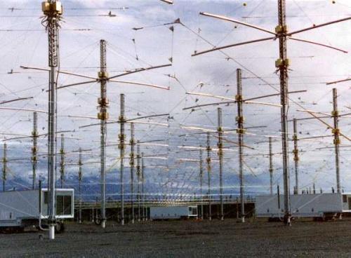 Система   HAARP   на   Аляске