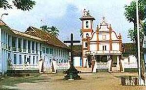 Часовня Св. Фомы в Керале (Малаяттур)