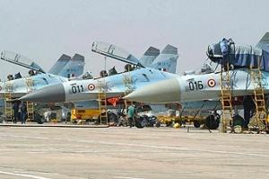 Су-30МКИ Индийских ВВС