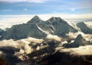 Южные склоны горы Эверест