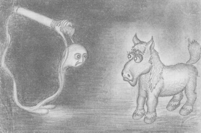 """""""Капля никотина убивает лошадь"""" автор неизвестен"""