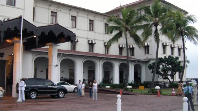 отель Galle Face Hotel