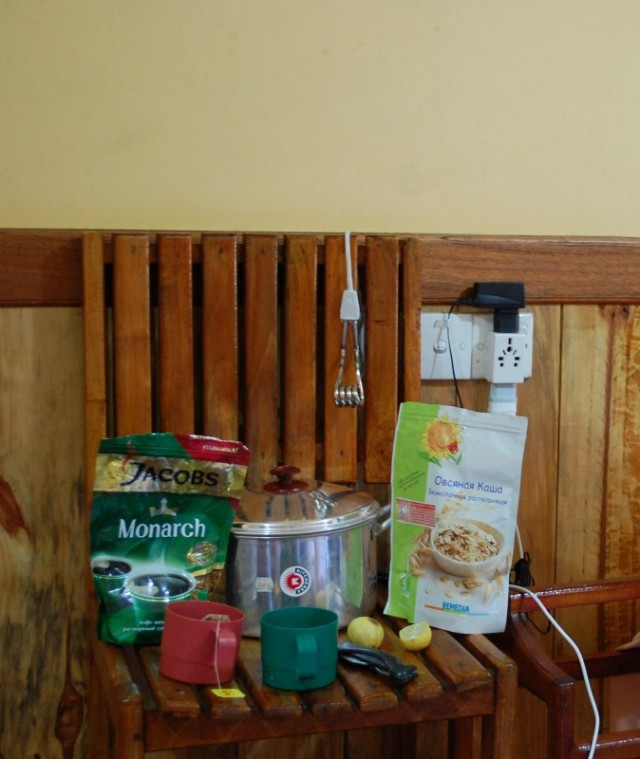 Наша полевая кухня