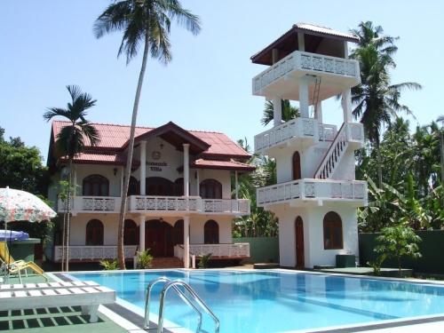Romantic Villa Privat Beruwella