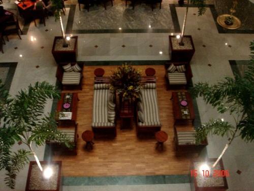 Eden Resort and SPA. Lobby фото сверху