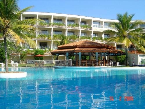 Eden Resort and SPA. Бассейн