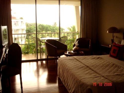 Eden Resort and SPA. Стандартный номер