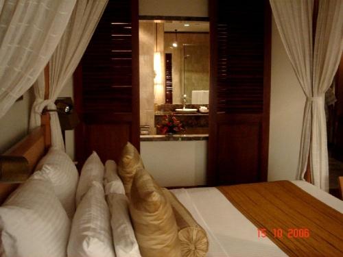 Eden Resort and SPA. Номер deluxe