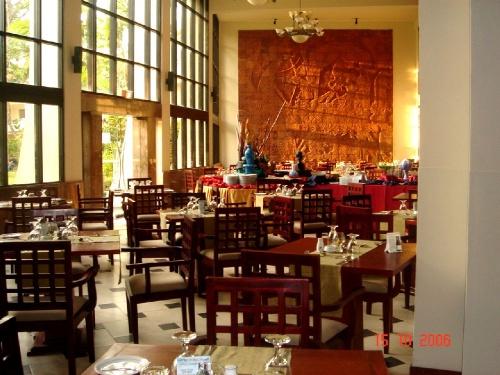 Riverina. Ресторан