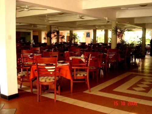 Club Palm Garden. Ресторан