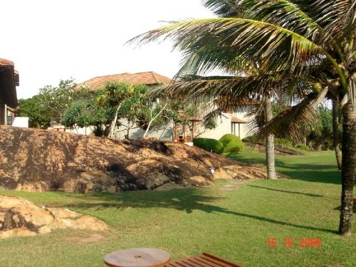 Saman Villas. Территория